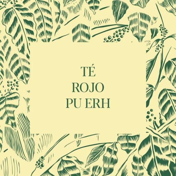 Té Pu Erh (té rojo)
