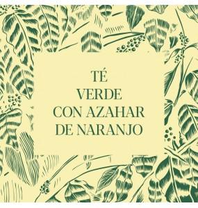 Té Verde con Azahar de Naranjo