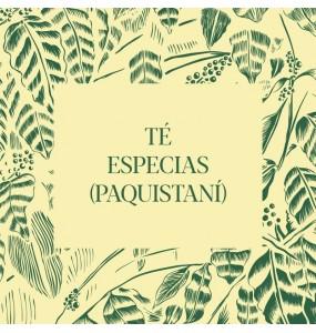 Té Especias (paquistaní)