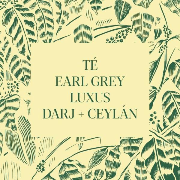 Ampliar Té Earl Grey Luxus (Darj+Ceylán)