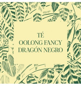 Té Oolong Fancy Dragón Negro