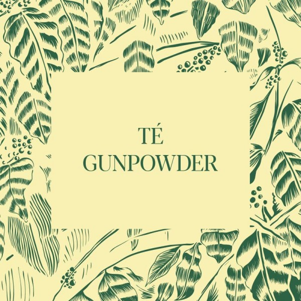 Té Gunpowder