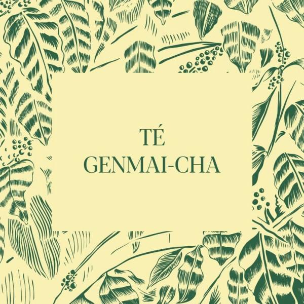 Té Genmai-Cha
