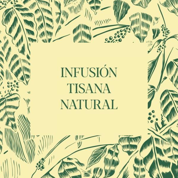 Infusión Tisana Natural