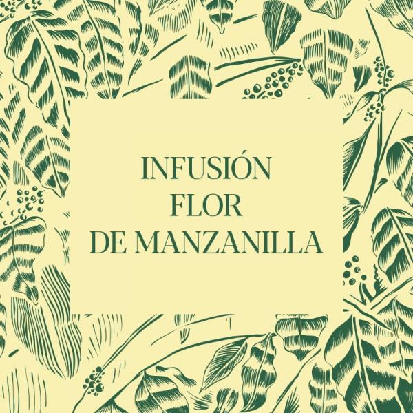 Infusión Flor de Manzanilla