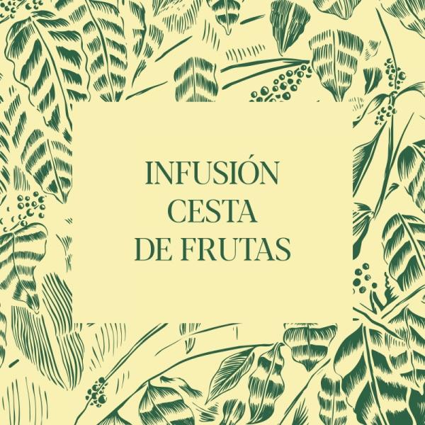 Infusión Cesta de Frutas