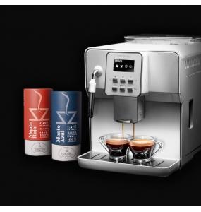 Promoción: Cafetera Power Matic-ccino 6000+Regalo dos envases de Café