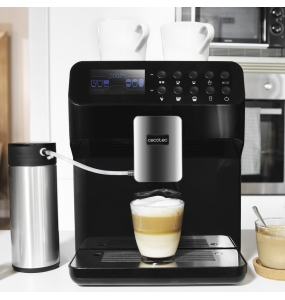 Cafetera Power Matic-ccino 7000 - Cafes Salzillo