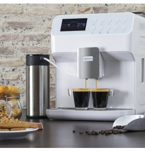 Cafetera Power Matic-ccino 7000 Serie Bianca