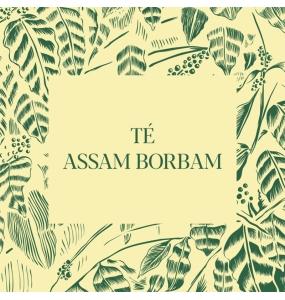 Té Assam Borbam