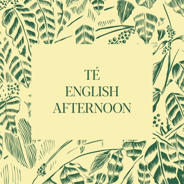 Té English Afternoon