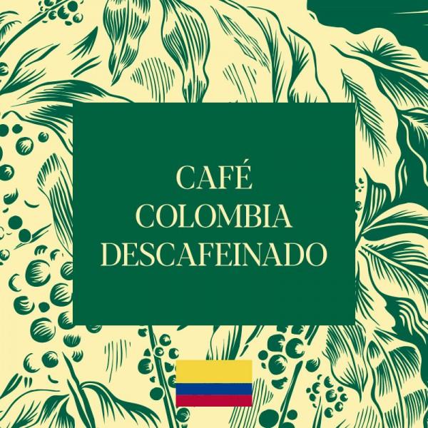 Café Colombia Supremo Descafeinado