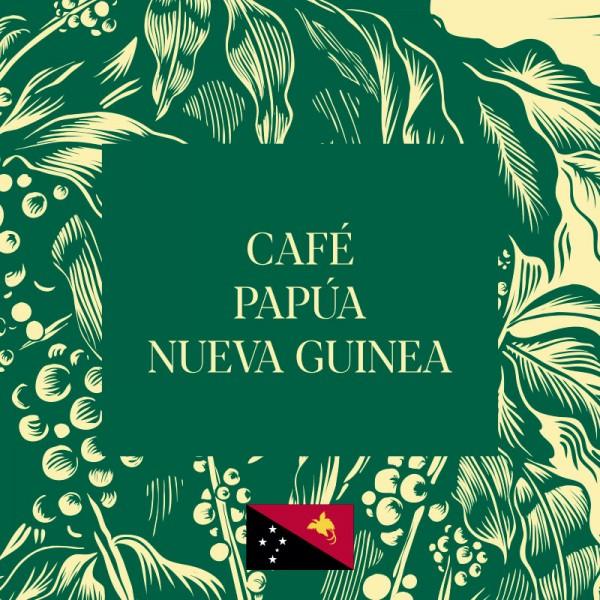 Café Papúa Nueva Guinea - Plantación Sigri