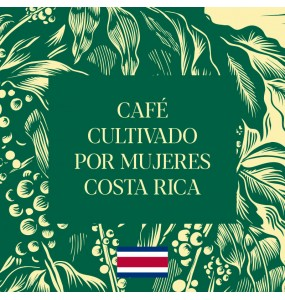 Café Cultivado Por Mujeres (Costa Rica Tarrazú)