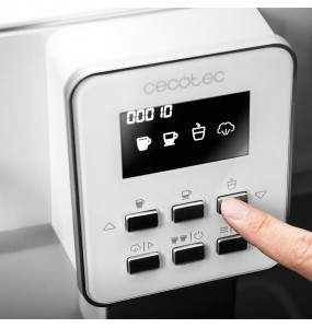 Cafetera Power Matic-ccino 6000 - Cafes salzillo