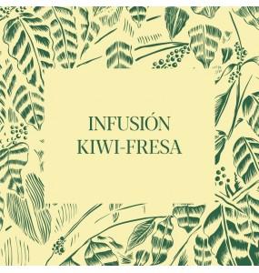 Infusión Kiwi-Fresa