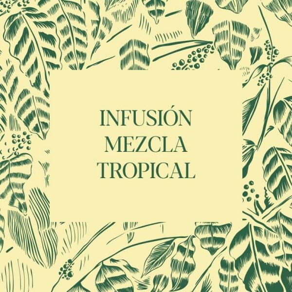 Infusión Mezcla tropical