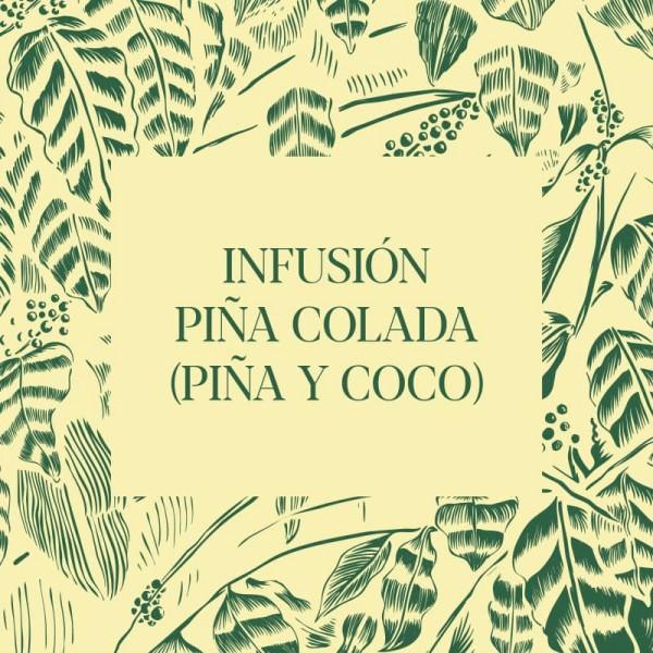 Infusión Piña Colada (Piña y Coco)
