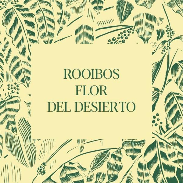 Rooibos Flor del Desierto