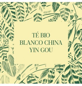Té Bio blanco China Yin Gou