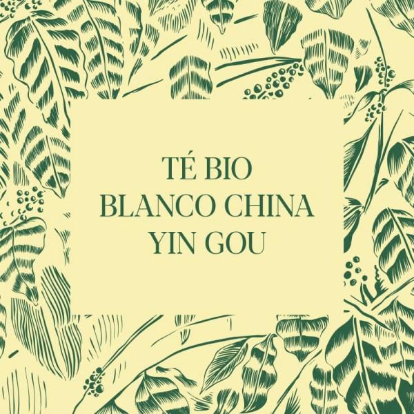 Té Bio blanco China Yin Gou
