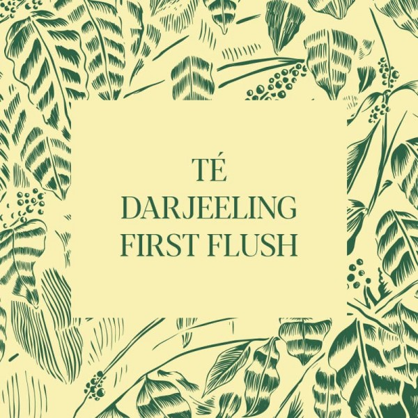 Té Darjeeling First Flush
