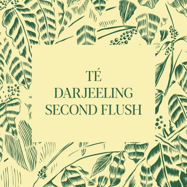 Té Darjeeling Second Flush