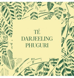 Té Darjeeling Phuguri